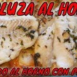 🐠🐠MERLUZA🐠🐠al🐟HORNO🐟✊RECETA FÁCIL🎣y🎣DELICIOSA✊#merluza #pescado #entrantes #MERLUZAHORNO 🍥🍥🍥