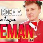 MI NOVIO #ALEMAN COCINA RECETA COLOMBIANA EN NAVIDAD #FAMILIACOLOMBOALEMANA| ❤ MAYE
