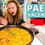 PAELLA VALENCIANA - Paella Tradicional Casera (Comida en Valencia)