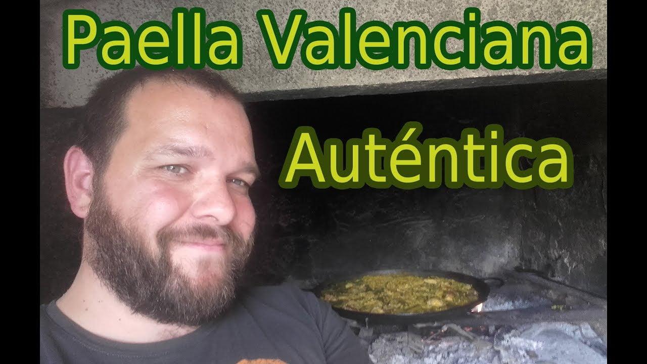 Paella Valenciana auténtica - Cómo hacer una paella