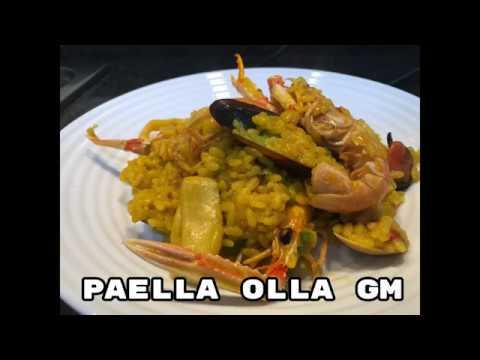 Paella en Olla GM