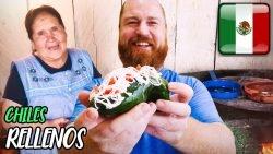 Probando RECETAS De mi Rancho a Tu Cocina ft. kenroVlogs ☆ WeroWeroTV ☆ CHeCHe ☆ Chiles Rellenos