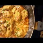 Receta De Pollo  Comida Mediterranea Chicken Karahi