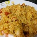 Receta de Paella de pollo y gambas: No Dudes en Prepararla