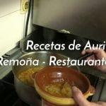 Receta de como hacer Sopas de Prau por Aurita 👩🍳 - Platos Tradicionales de la Gastronomía Cantabria