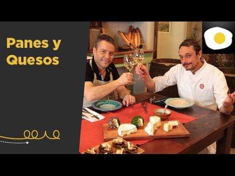 Recetas de Panes y Quesos en el nuevo programa de Canal Cocina