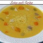Sopa para combatir el frío y la gripe | Receta de Cocina en Familia