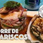 Torre de Mariscos! Receta de Torre de Mariscos - Como hacer Torre de Mariscos - Seafood Tower