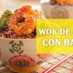 Wok de Arroz con Bambú 🍚🦐 | Recetas Asiáticas | Lidl España
