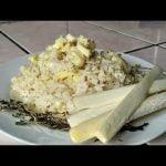 arroz con palmito/receta/Cocina con Jenny