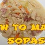 # pinoyfood, # sopas CÓMO HACER COMIDA SOPAS / PINOY