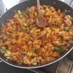 طبق بايلا لذيذ وسهل التحضير 😋😋😋 paella 😋😍