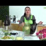 Cómo hacer sopas y dips con Hurom, el mejor extractor de jugos