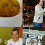 Chileno comiéndose el Perú - Capitulo 19 - Caldo de Patasca #sopas #patasca #huancayo #caldos