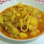 Cómo hacer andrajos con pollo, una receta muy sabrosa y tradicional