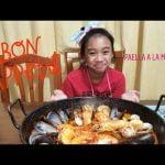Cocinando con Hilary Zen | Paella a la marinera