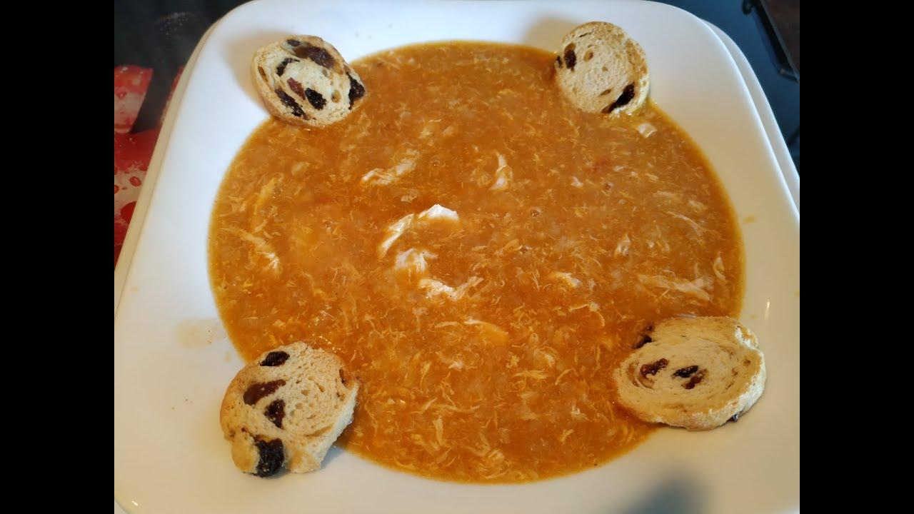 Como hacer unas Sopas de Ajo en Mambo!!!
