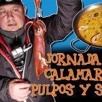 Jornada de Calamares, Pulpos y Sepia Catch&Cook Paella de Marisco