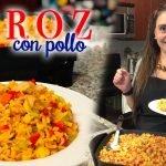 MEJOR RECETA DE ARROZ CON POLLO! | Cocinando con Mari