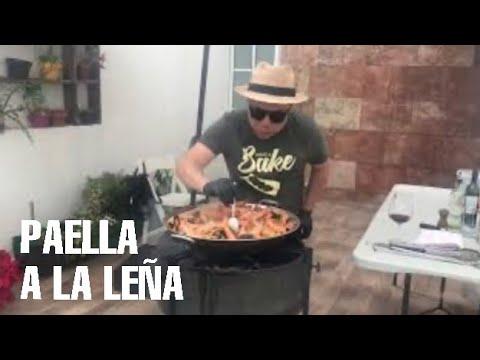 PAELLA A LA LEÑA | A las Braxas, Cocina