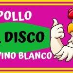 POLLO AL DISCO con VINO BLANCO ✅✅👉 RECETAS con POLLO (2020)
