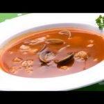 Receta de sopa de pescado - Karlos Arguiñano