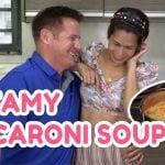 ¡SOPAS Y LOS FURIOSOS! (¡Receta de sopa de macarrones con kakaibang! + Papayo & # 39; s Tuyo Challenge) | PokLee Cooking
