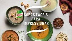 4 sopas fáciles de impresionar - Recetas de sopa y crema - Knorr
