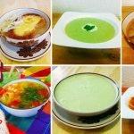 6 sopas para tu menú de la semana - Cocina Vegan Fácil