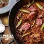 90 Second Paella - Paella de Pato