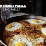 90 segundos de paella - B.E.C. paella