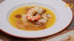BULLABESA (SOPA TRADICIONAL DE PESCADO)   Las sopas más famosas del mundo