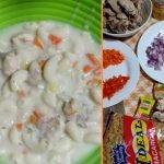 Cómo cocinar SOPAS ala JOLLIBEE en RICECOOKER | vlog # 01