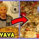 COCINANDO CON MI ABUELA❤️❤️❤️!!!  Arroz con Pollo