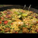 Como fazer uma Paella Campeira