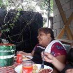 NOS SACO CARRERA LA LLUVIA 🤣RICO ALMUERZO ARROZ CON POLLO El salvador 4x4