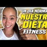 NUESTRA DIETA FITNESS || NO SOLO ARROZ Y POLLO