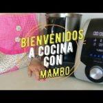 RECETA MAMBO, Arroz con Pollo y Verduras. Robot de Cocina Mambo de Cecotec.