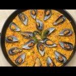 Receta de paella de pescado y marisco - Karlos Arguiñano