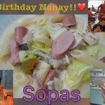 Sopa De Pollo - Favoritos De Comida Filipina