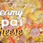 Sopas cremosas con queso | Es más divertido en la cocina