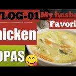 Sopas de pollo: la comida filipina favorita de mi esposo egipcio