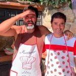Un fin de semana con los soriano: Haciendo paella valenciana