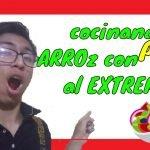 🥙🥗🥗¿como COCINAR  ARROZ CON POLLO ?en 3 minutos 😋😋👩🍳  arroZ con pollo con ACURIO(jhon)