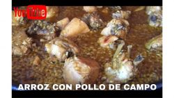 ARROZ CON POLLO DE CAMPO
