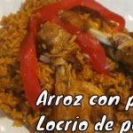 Arroz con pollo Dominicano Receta paso a paso / Locrio de pollo Dominicano 2020