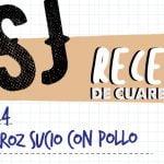 Arroz sucio con pollo (Día24Cuarentena) - LELE CRISTÓBAL - CAFÉ SAN JUAN