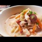 Cómo cocinar sopas | Beff CORNED y HOTDOGS Sopas | Sopas fáciles y deliciosas
