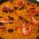 Cómo hacer paella española | Paella Casera | Receta de paella fácil | Para 6 | Red alimentaria