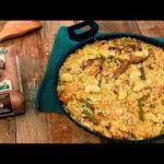 Cómo preparar la clásica PAELLA VALENCIANA 😋🥘 - Cocinatis